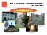 die ackermann gemeinde w rzburg im jahr 200815