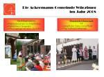 die ackermann gemeinde w rzburg im jahr 20086