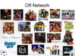 off network