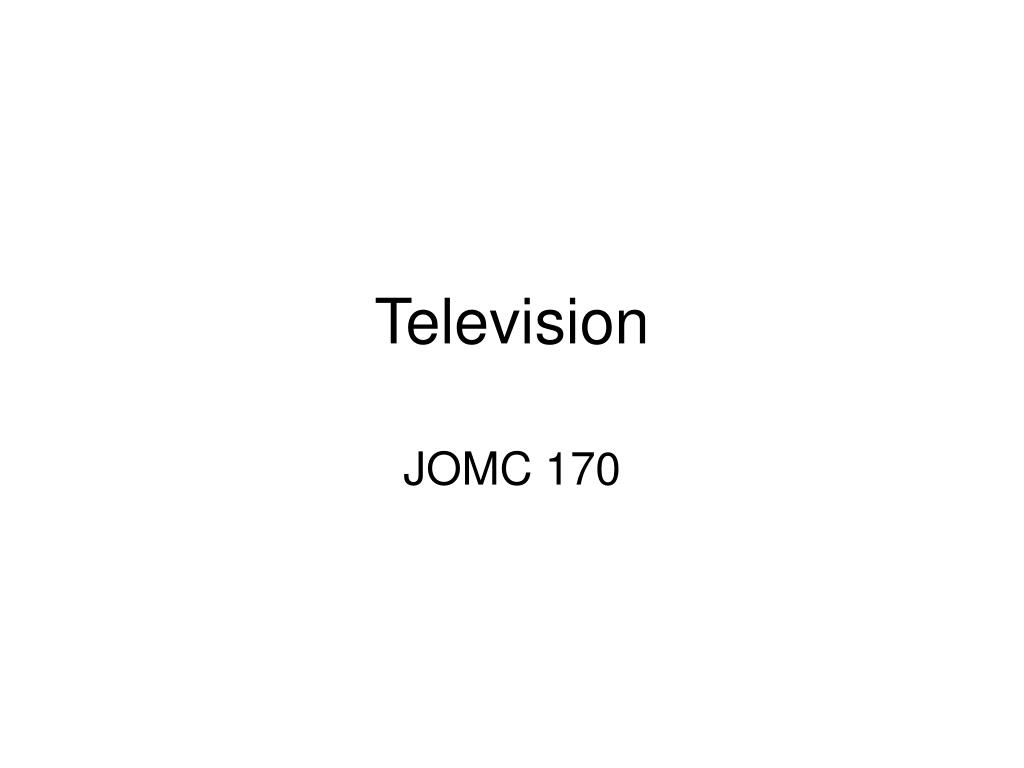 television l.