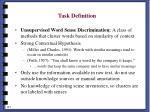 task definition147