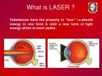 what is laser4