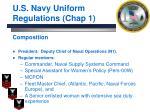 u s navy uniform regulations chap 15