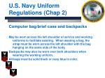 u s navy uniform regulations chap 213