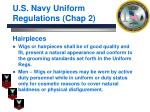 u s navy uniform regulations chap 218