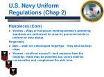 u s navy uniform regulations chap 219