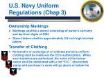 u s navy uniform regulations chap 324