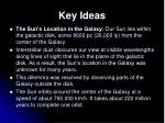 key ideas36