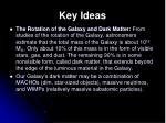 key ideas37