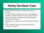 harley davidson case