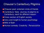 chaucer s canterbury pilgrims