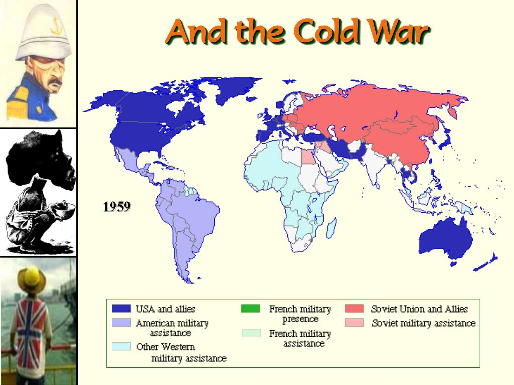 And the Cold War