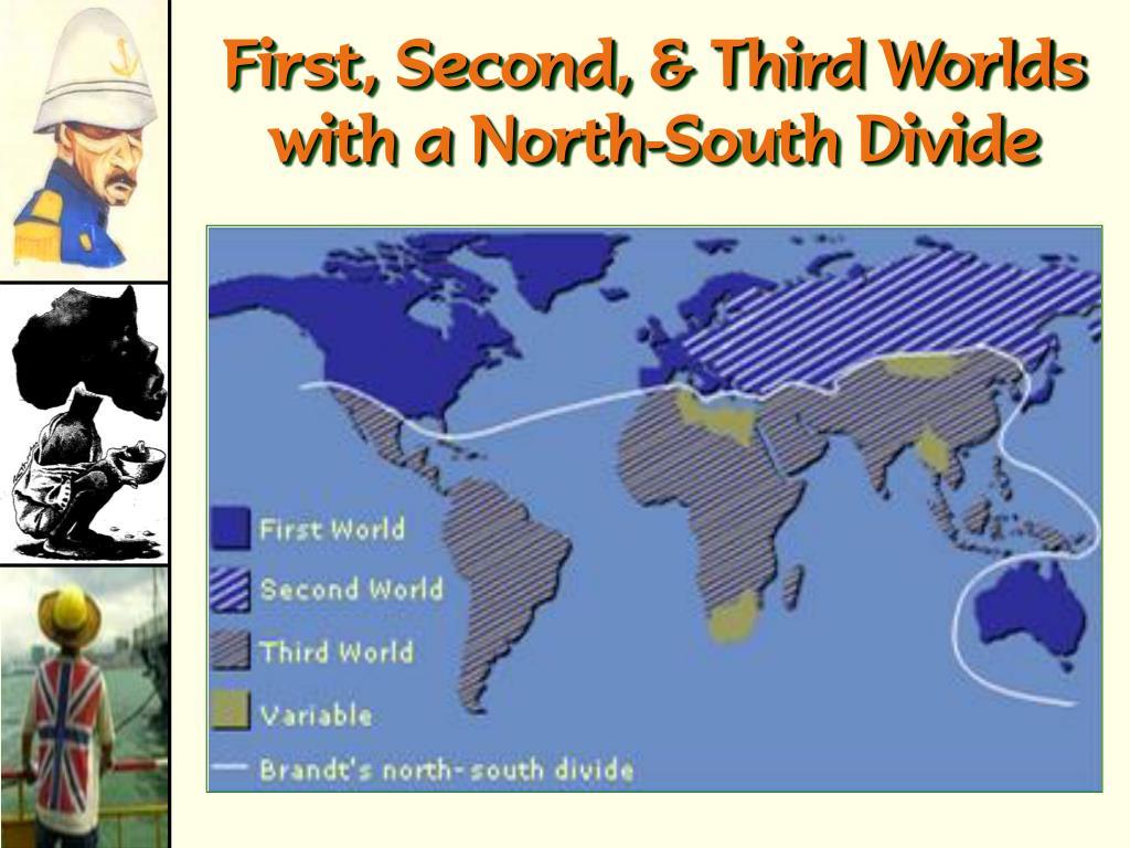 First, Second, & Third Worlds