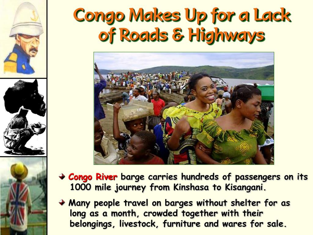 Congo Makes Up for a Lack