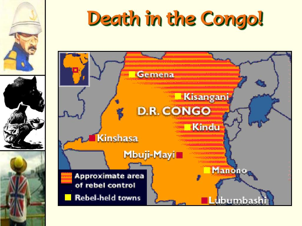 Death in the Congo!