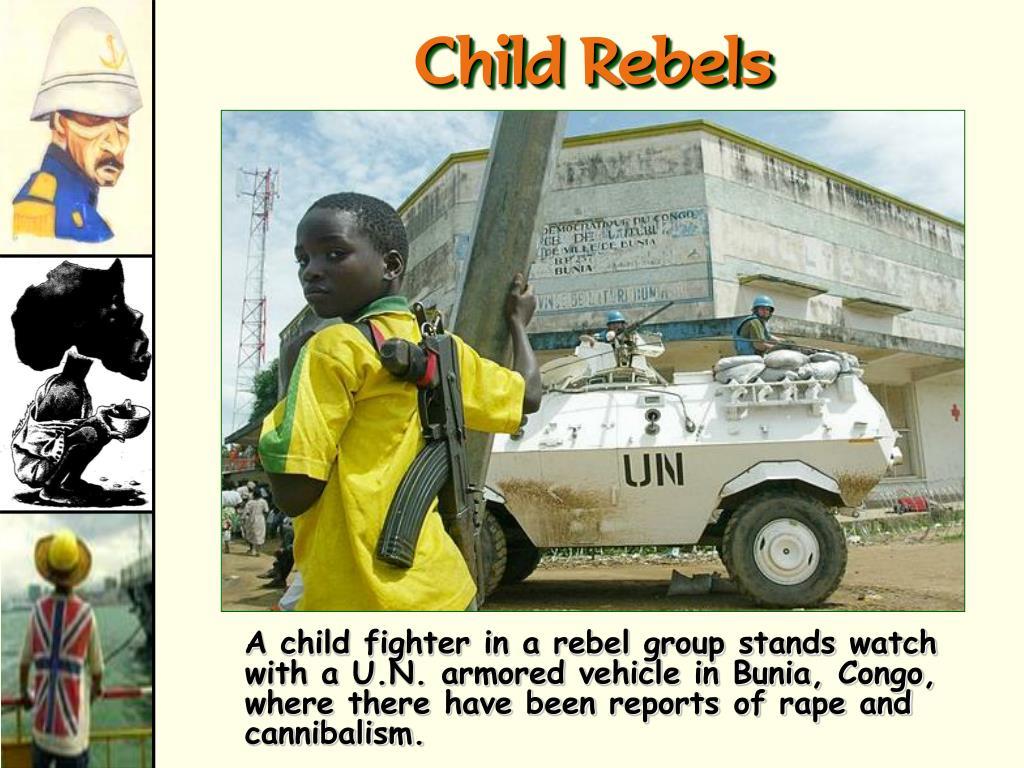 Child Rebels