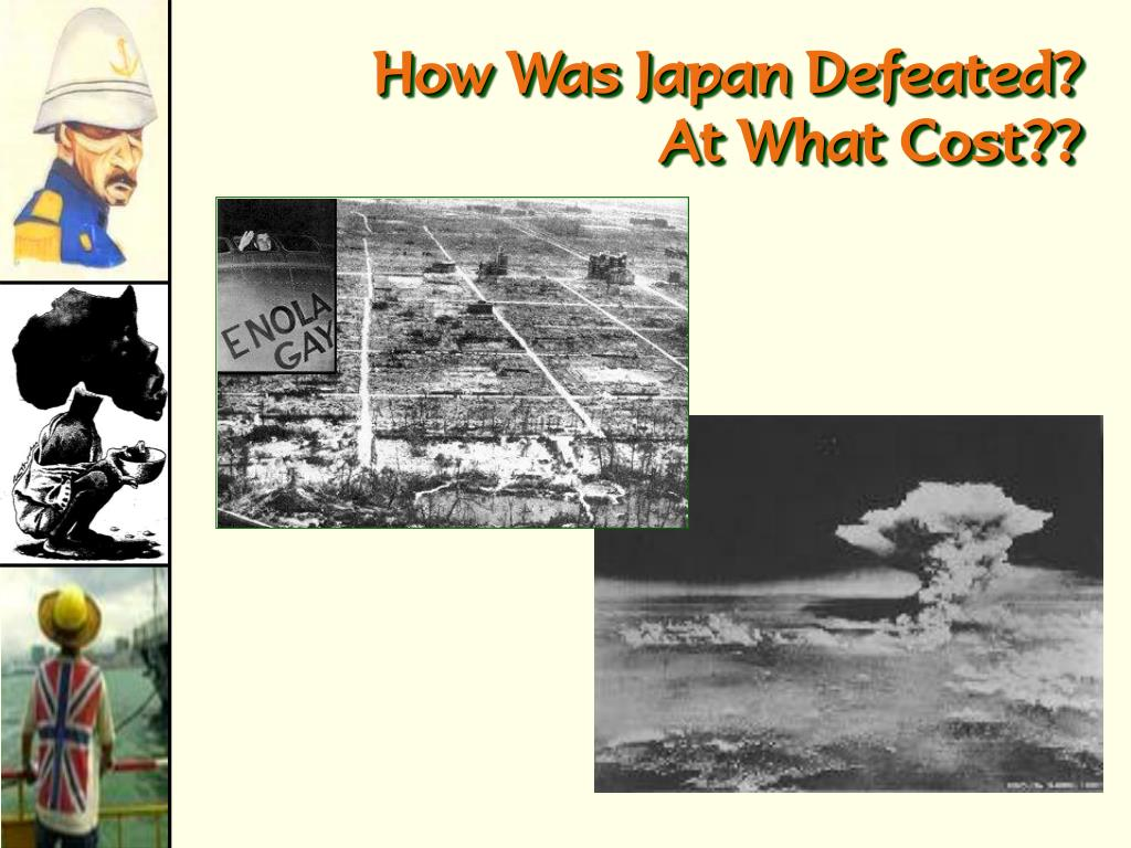 How Was Japan Defeated?