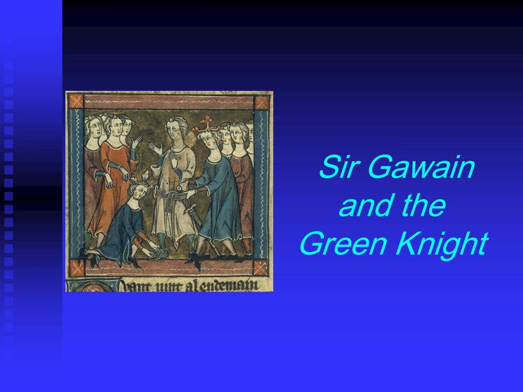 sir gawain and the green knight l.