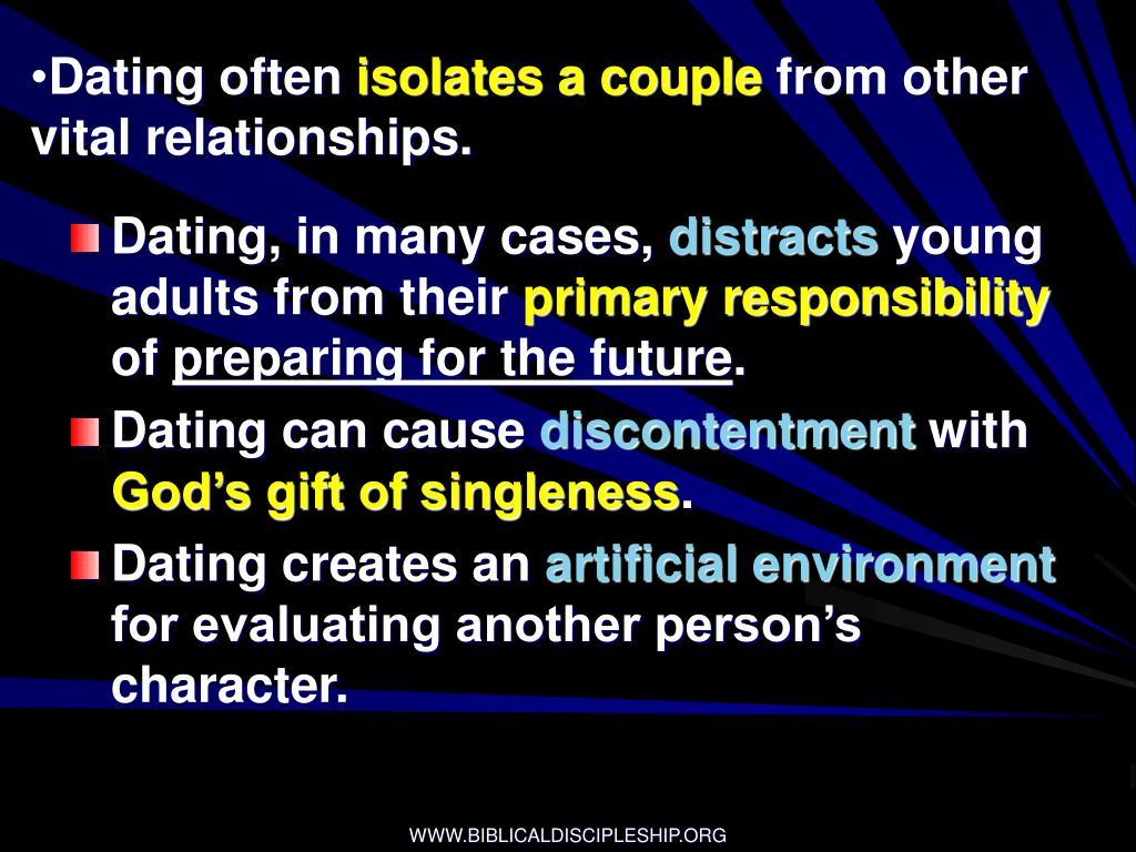 Dating often