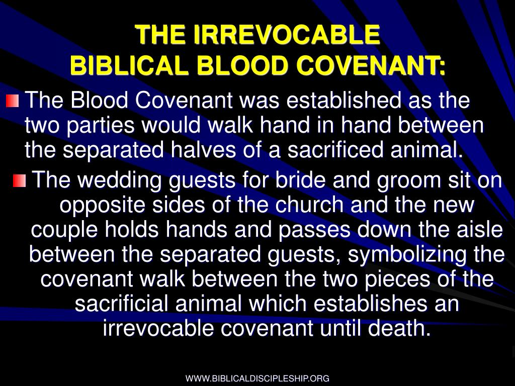 THE IRREVOCABLE