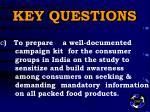 key questions5