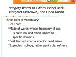 bringing words to life by isabel beck margaret mckeown and linda kucan32