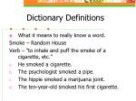 dictionary definitions39