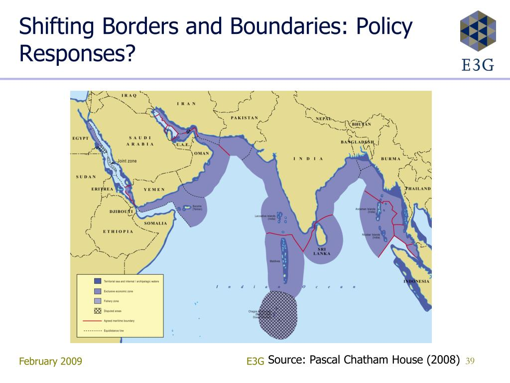 borders and boundries