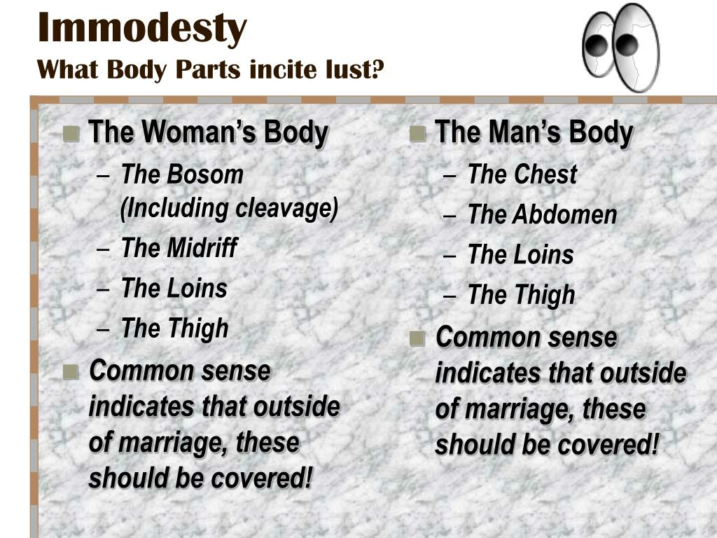 The Woman's Body