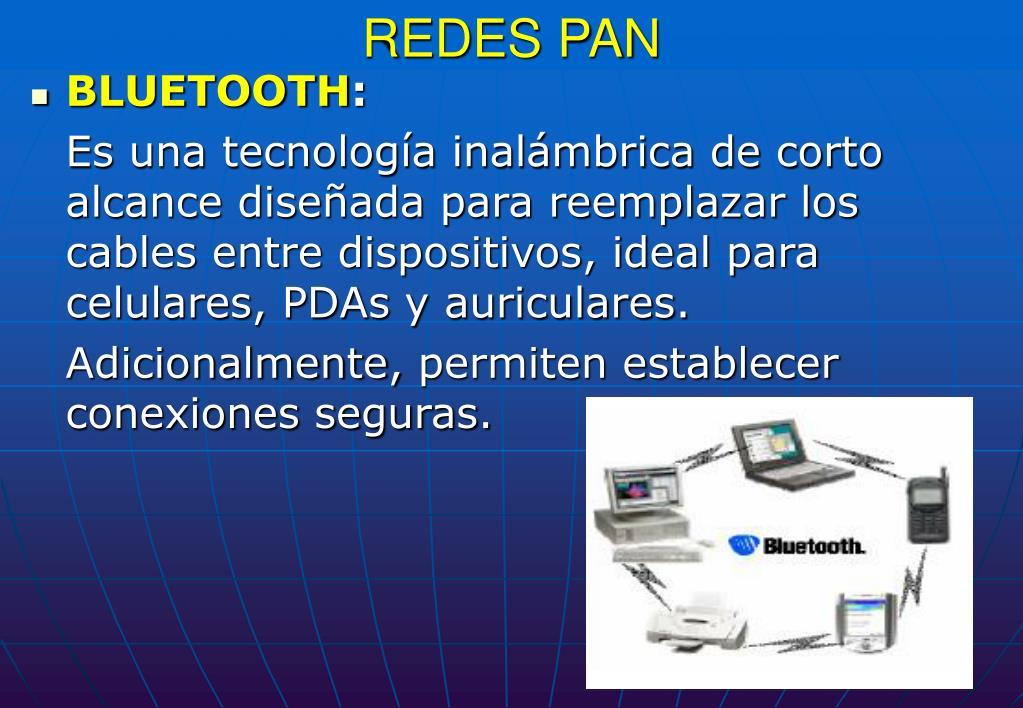 REDES PAN