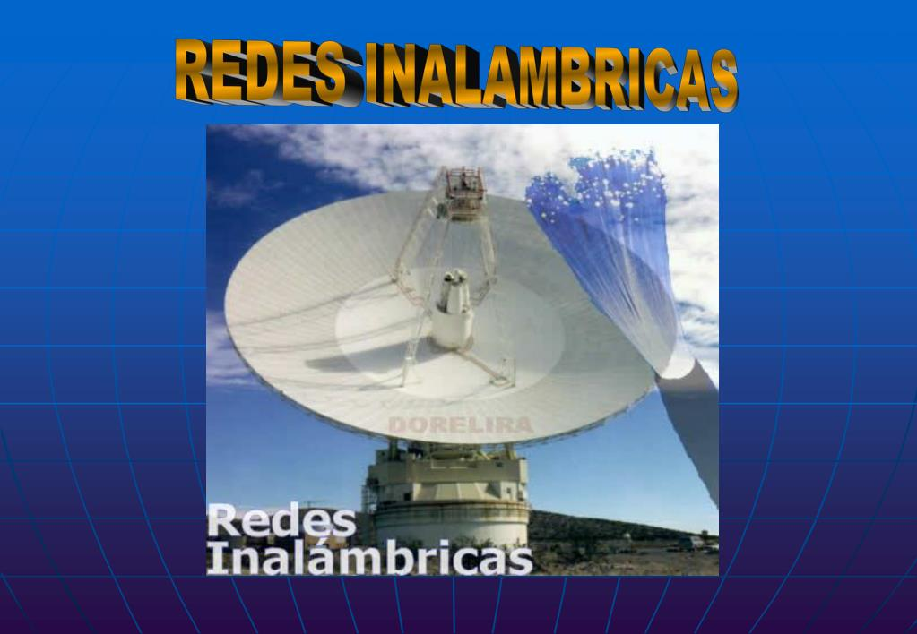 REDES INALAMBRICAS