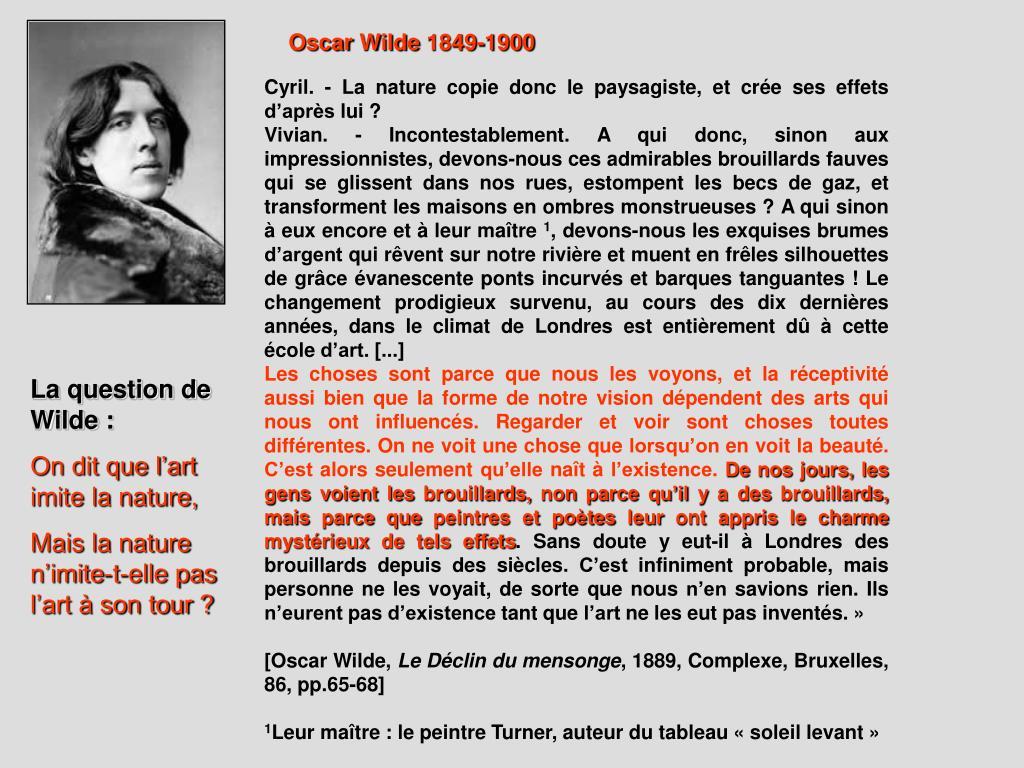 Oscar Wilde 1849-1900