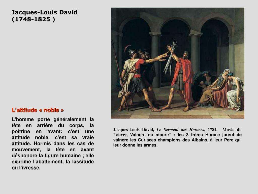 Jacques-Louis David (1748-1825 )