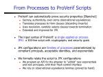 from processes to proverif scripts