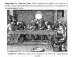 albrecht d rer last supper 1523 woodcut 8 3 8 x 11 13 16 british museum london