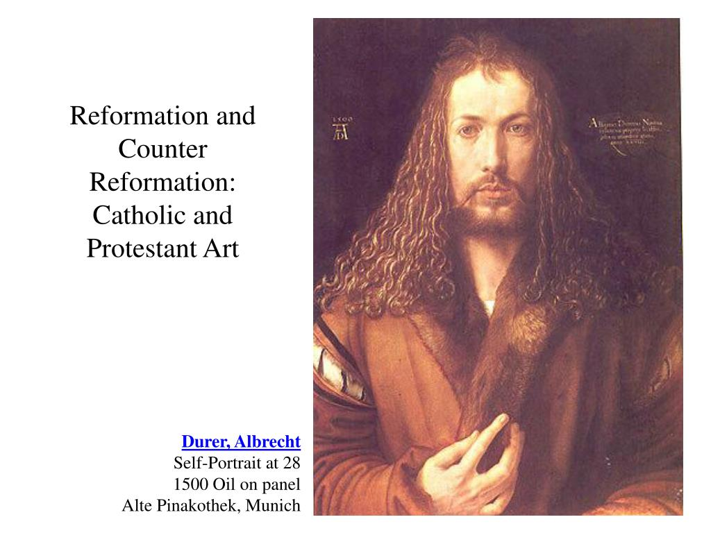 reformation and counter reformation catholic and protestant art l.