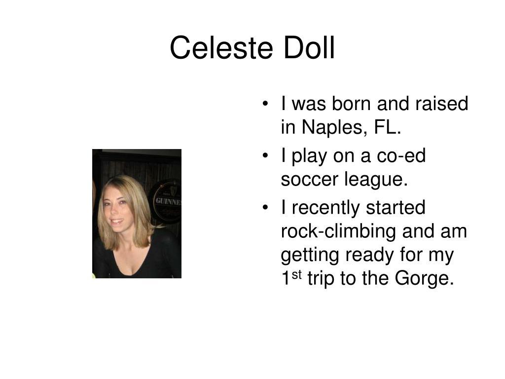 Celeste Doll