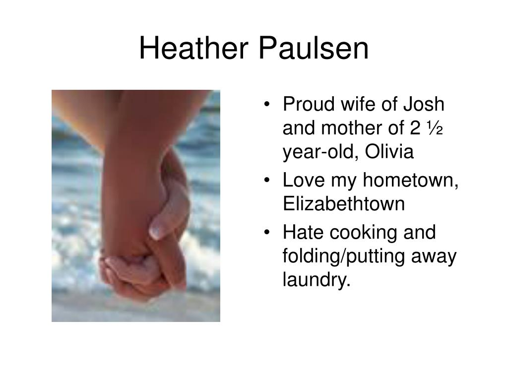 Heather Paulsen