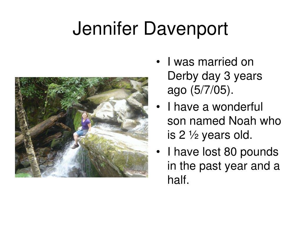 Jennifer Davenport