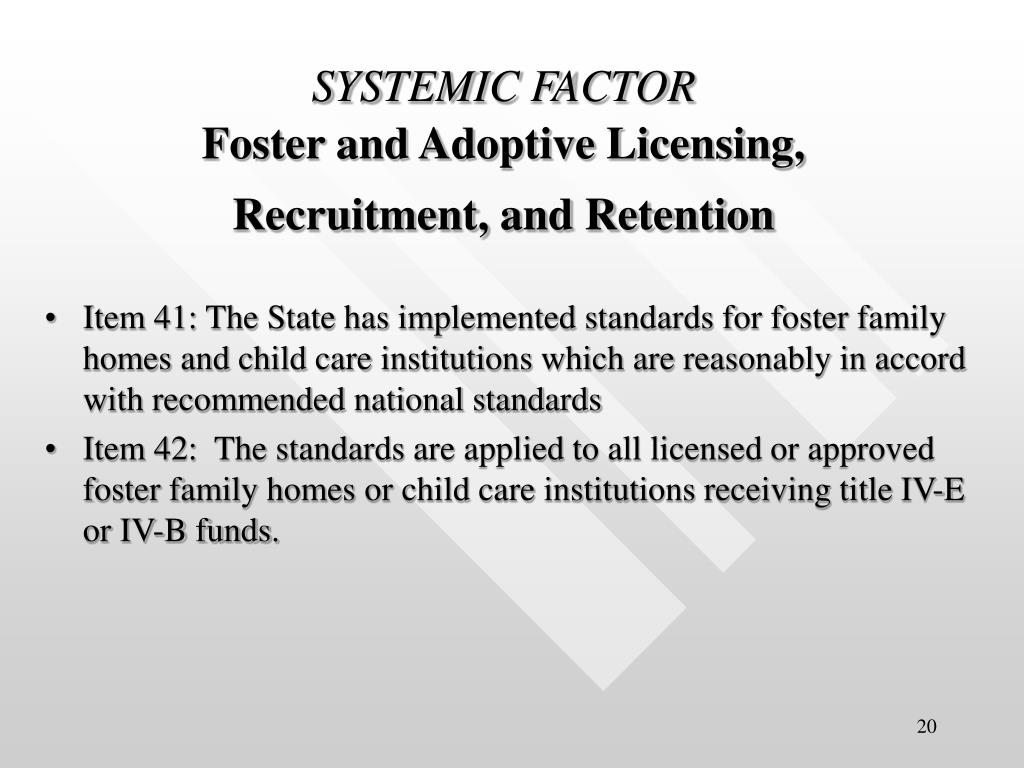 SYSTEMIC FACTOR