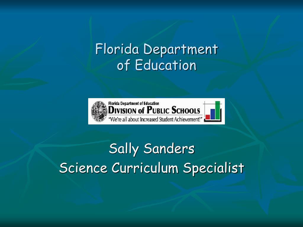 Florida Department