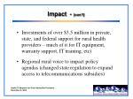 impact con t