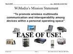 wimedia s mission statement