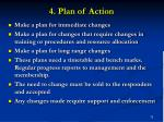 4 plan of action73