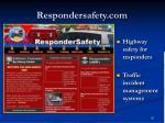respondersafety com