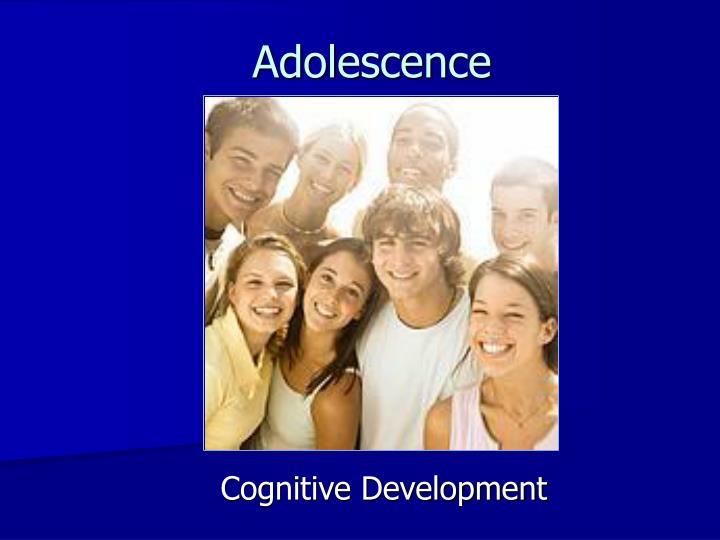 adolescence n.
