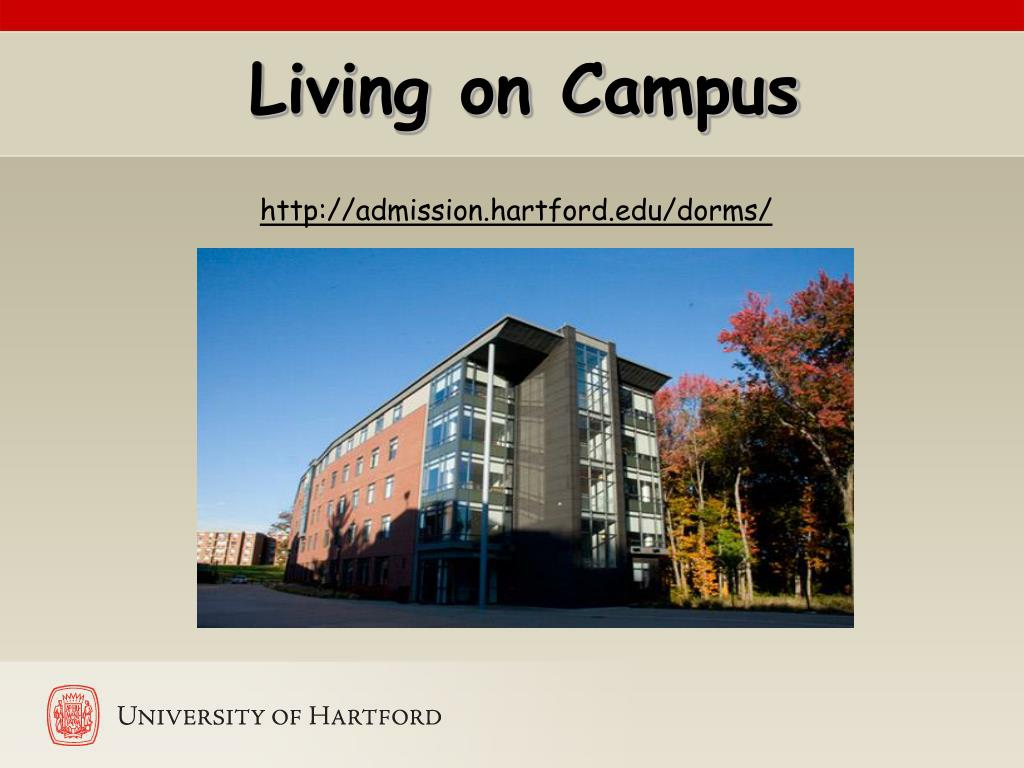 Living on Campus