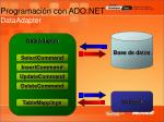 programaci n con ado net dataadapter24