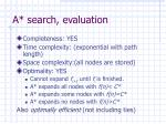 a search evaluation26