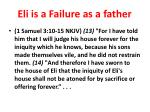 eli is a failure as a father8